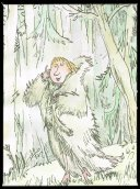Little Red in a Wolfskin Coat (from Revolting Rhymes)